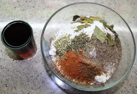 Рецепт Балык говяжий