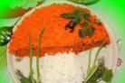 Салат Подосиновик с грибами