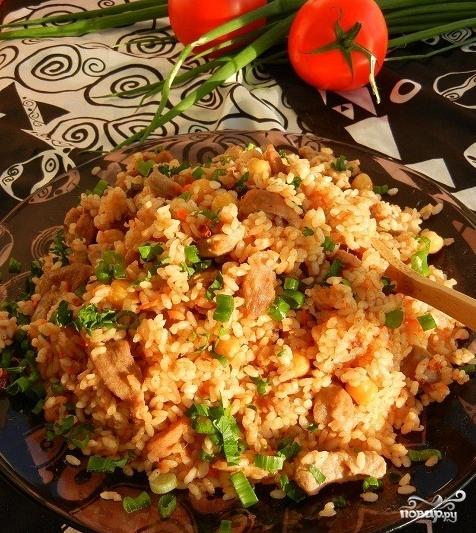суп с рисом и картошкой пошаговый рецепт