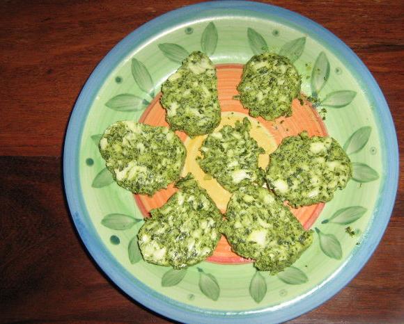 Масло сливочное с зеленью - фото шаг 3
