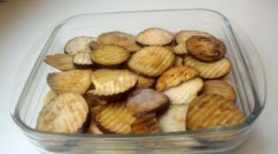Запеканка из баклажанов и картофеля - фото шаг 2