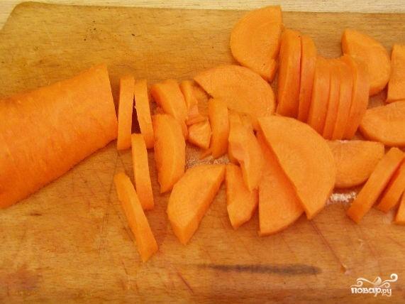 Картошка по-домашнему со свининой - фото шаг 2