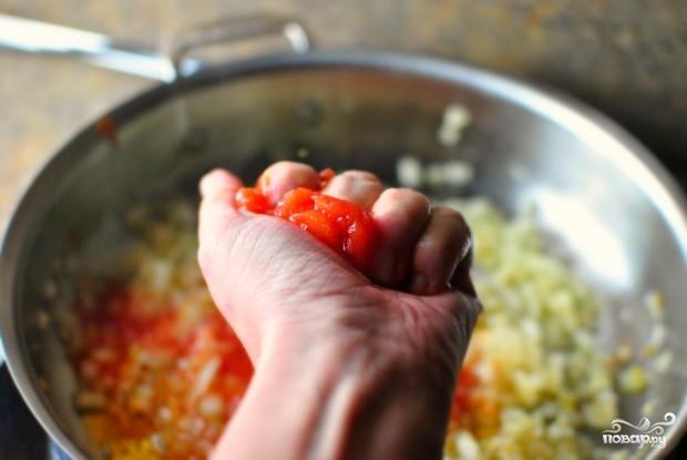 Паста с сосисками - фото шаг 4