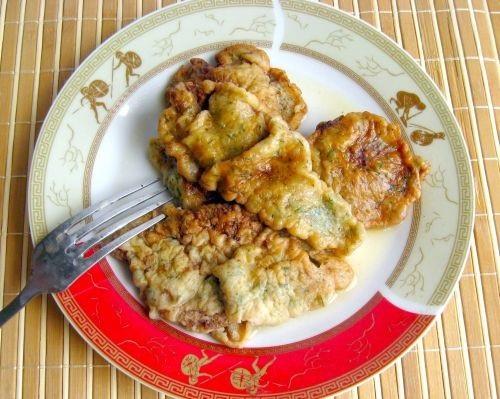 кабачковые оладьи с фаршем в духовке рецепт