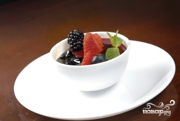 "Десерт ""Панакота"" - фото шаг 9"