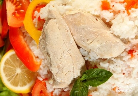 Рецепт Вареная курица в мультиварке