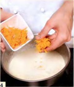 Суфле из брокколи и трёх видов сыра  - фото шаг 4