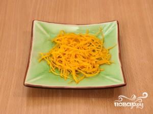 Апельсиновые кексики - фото шаг 1