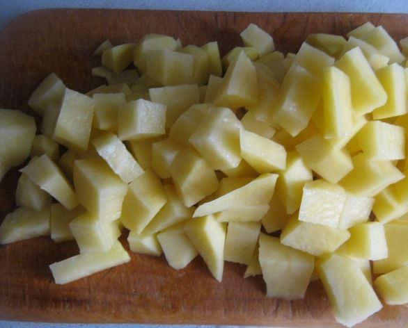 Рецепт Грибная солянка с капустой