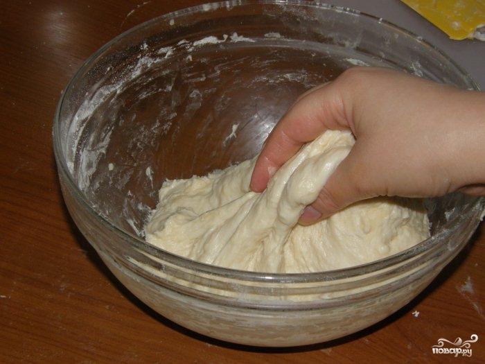 Вкусное постное тесто - фото шаг 5
