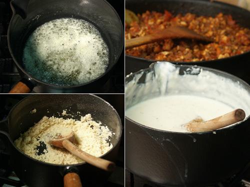 Лазанья с мясом и овощами - фото шаг 7