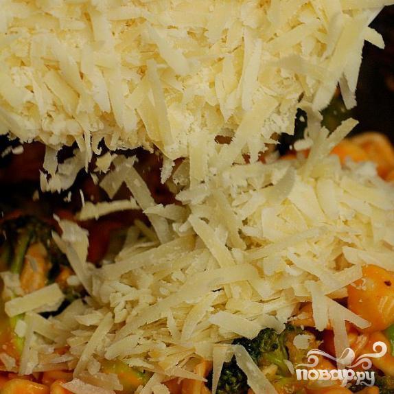 Паста и брокколи - фото шаг 7