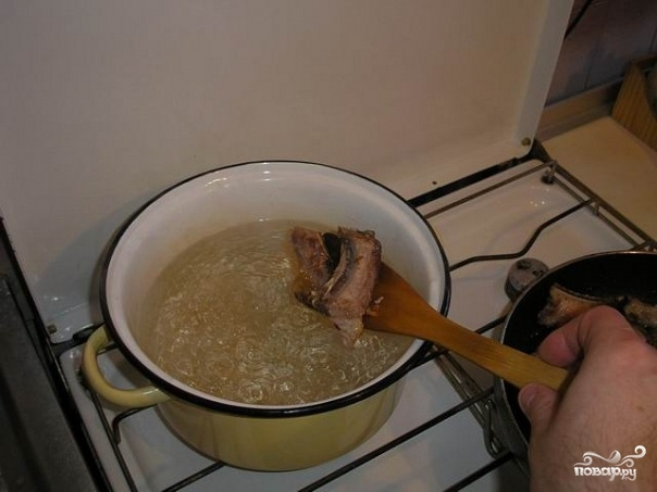 Суп полевой - фото шаг 5