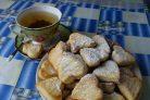 Творожное печенье без масла