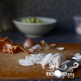 Жареная курица с горчичным соусом - фото шаг 1