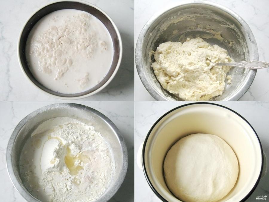 Пирожки с чечевицей - фото шаг 1