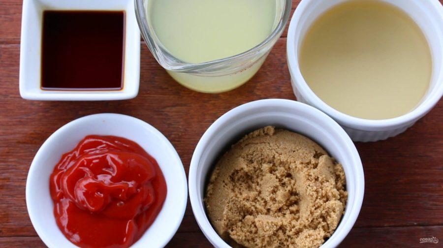 Сладкие соусы с пошаговым фото