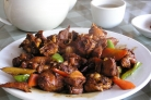 Курица жареная по-китайски