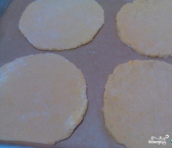 Торт с джемом - фото шаг 4