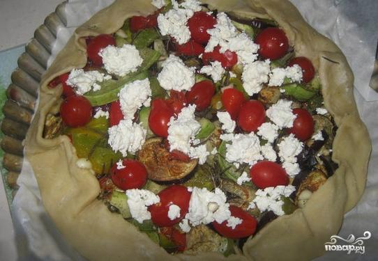 Овощные галеты - фото шаг 5