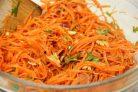 Корейский салат из моркови
