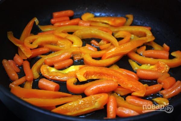 Мясо в кисло-сладком соусе по-китайски - фото шаг 3