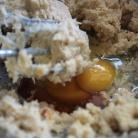 Рецепт Овсяное печенье с белым шоколадом и миндалем