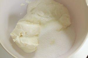 Творожный крем с желе - фото шаг 5