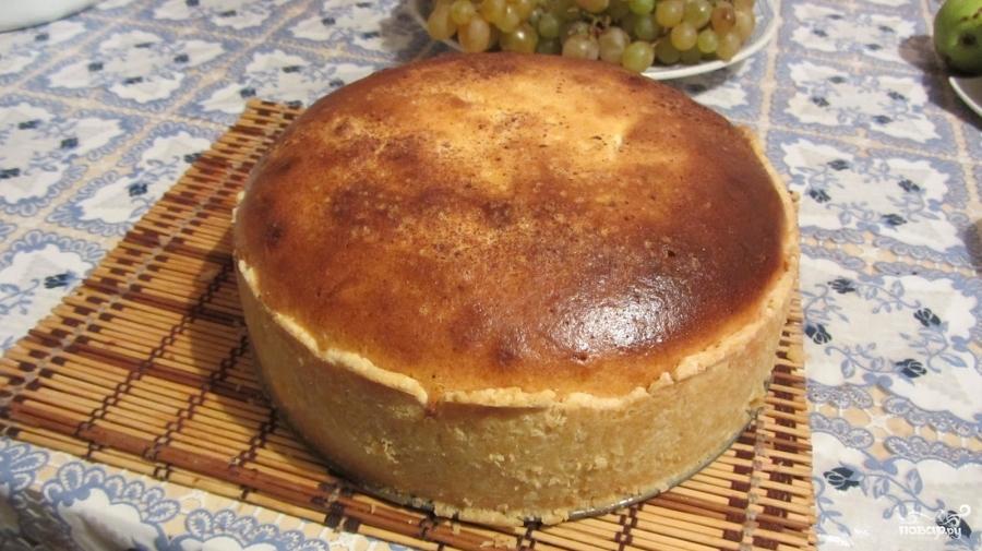Страсбургский пирог со сливами - фото шаг 4