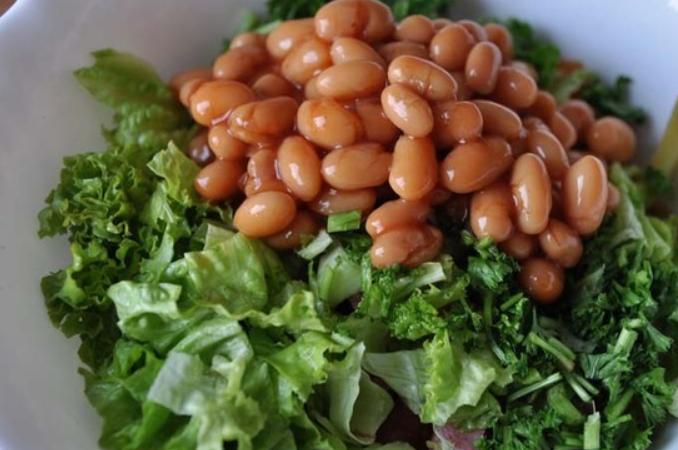 Колбасный салат по-немецки - фото шаг 2