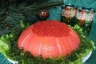 Новогодний салат Жемчужина