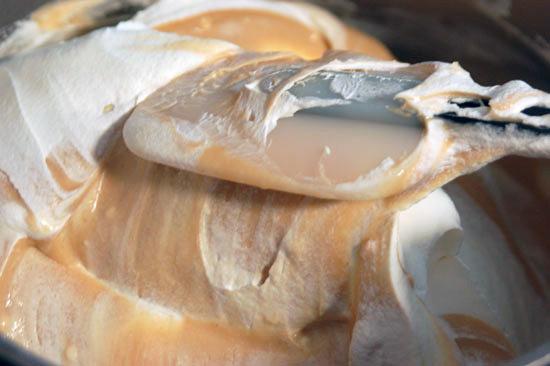 Пирог с арахисовым маслом - фото шаг 5