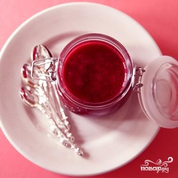 Блины с вишневым соусом - фото шаг 3