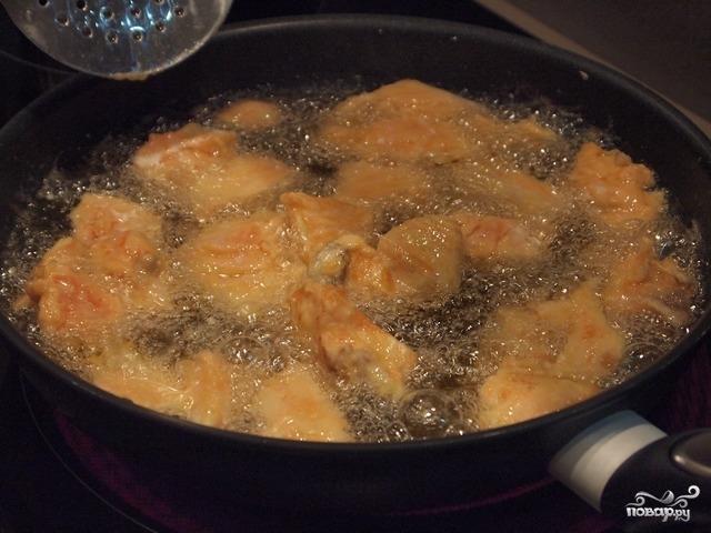 Рыба по-китайски в кисло-сладком соусе - фото шаг 3