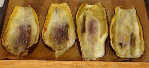 Баклажаны в остром соусе - фото шаг 3