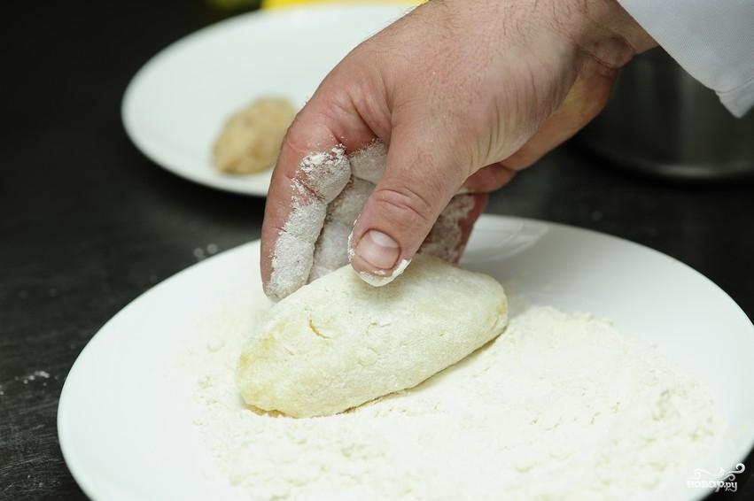 Картофляники с мясом - фото шаг 10