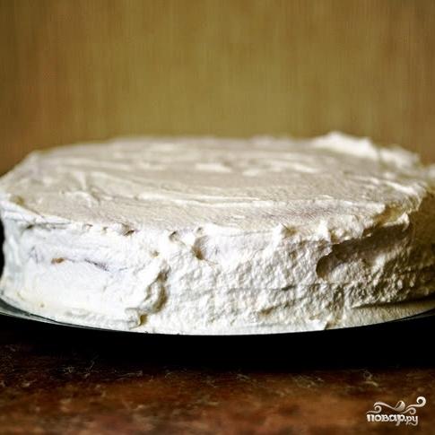 "Торт ""Молочная девочка"" - фото шаг 6"