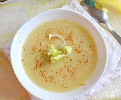 Суп картофельный с фасолью - фото шаг 5