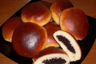 Пирожки с маком
