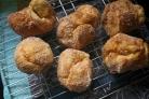 Апельсиновые поповеры (пустые булочки)