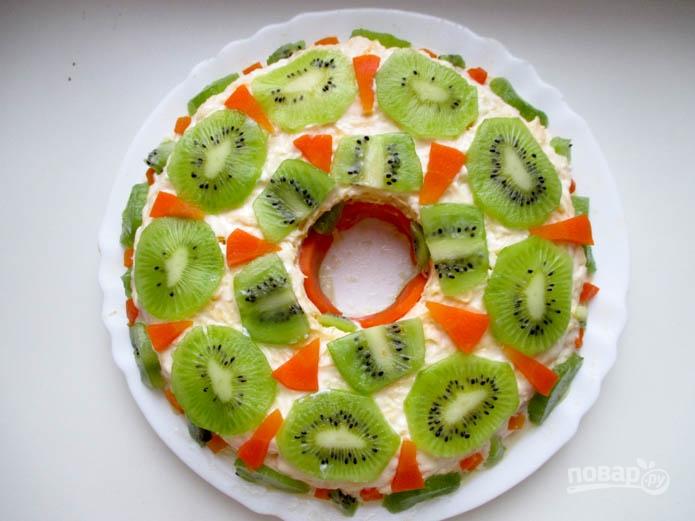 Закрытый пирог с абрикосами рецепт с