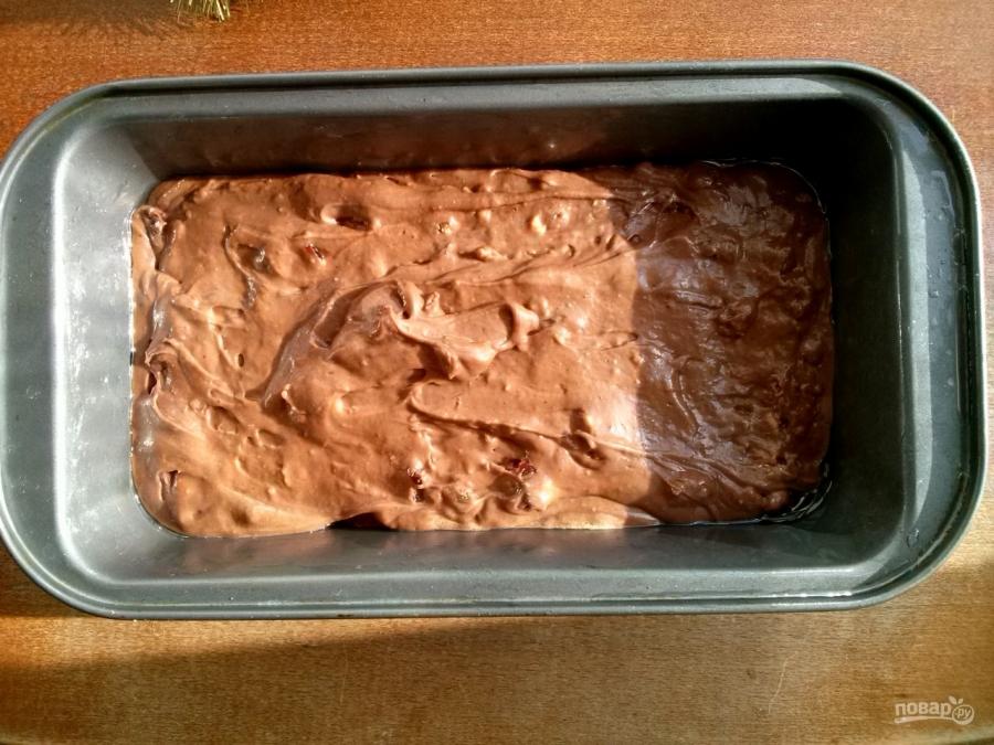 Шоколадная коврижка - фото шаг 5