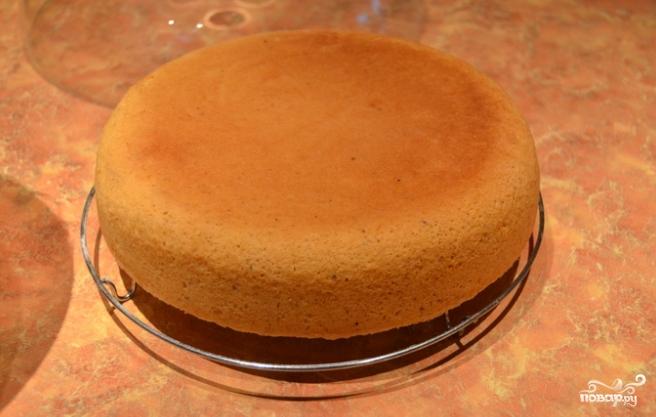 Торт журавушка фото-рецепт