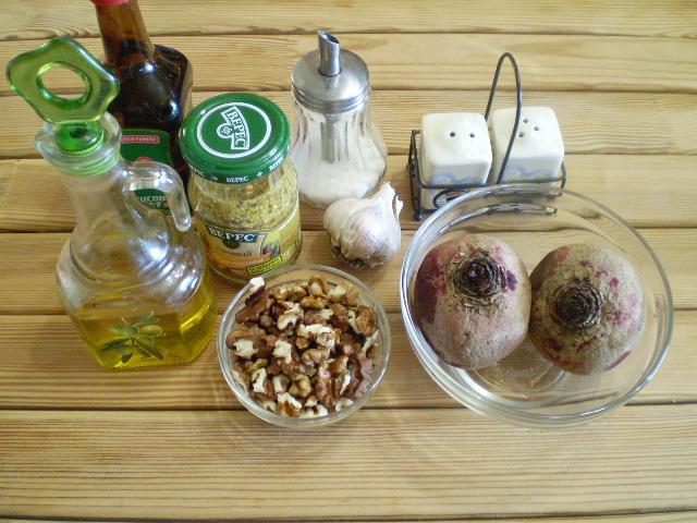 Салат к свинине - фото шаг 1