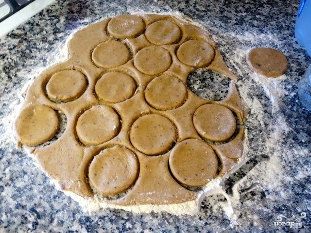 Веганское овсяное печенье - фото шаг 8