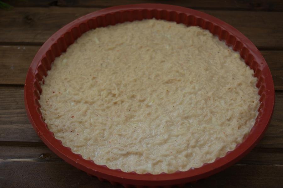 Диетическая картофельная запеканка - фото шаг 4
