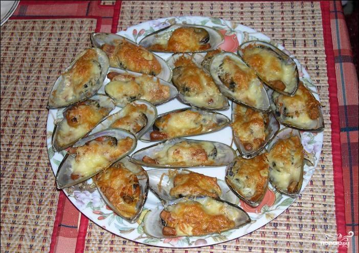 рыба в духовке с сыром пошаговый рецепт с фото