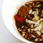 Рецепт Свиная вырезка в медово-имбирном маринаде