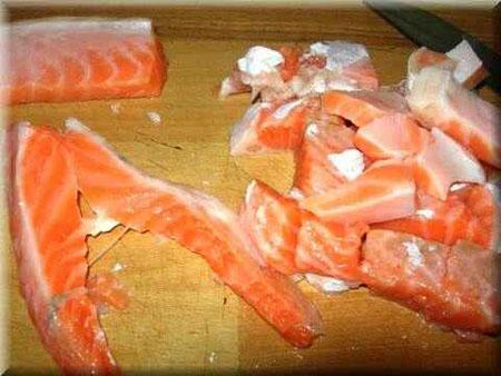 Рецепт Суп рыбный с рисом