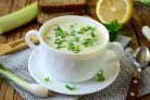 Луковый суп Пармантье